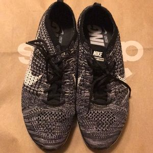Nike racer flyknit  7.5 - used in good condition